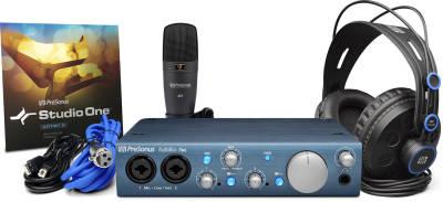 AudioBox iTwo Studio iTwo, StudioOne Artist, M7, HD7 oluşan başlangıç paketi