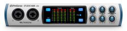 Presonus - Studio 6 8 Yeni nesil 6 Giriş / 6 Çıkış, 4 mikrofon girişli USB 2.0 ses kartı