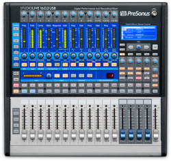Presonus - StudioLive 16.0.2 USB 16 kanal digital mikser / USB Ses Kartı