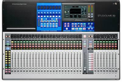 StudioLive 32 Series III Dijital Mikser