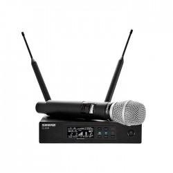 Shure - QLXD24/SM87 El Tipi Telsiz Mikrofon Seti