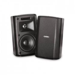 Qsc - AD-S32T (Siyah) Akustik Tasarımlı Duvar Tipi Hoparlör