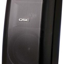Qsc - AD-S52 (Siyah) Akustik Tasarımlı Duvar Tipi Hoparlör