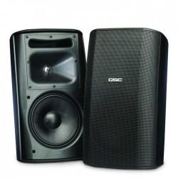 Qsc - AD-S82T (Siyah) Akustik Tasarımlı Duvar Tipi Hoparlör