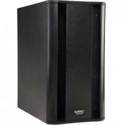 Qsc - Ksub 2 x 12 inç, 2000 Watt Aktif Hoparlör