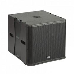 Qsc - KLA181 (Siyah) 18 inç, 1000 Watt Aktif Subbass
