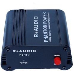 R+AUDIO - PS-48V Phantom +48 Güç Ünitesi