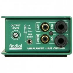 J-ISO Stereo Balans Dönüştürücü - Thumbnail