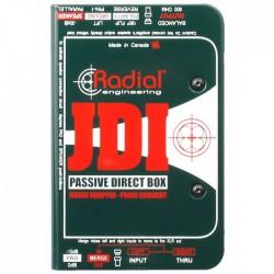 JDI Pasif DI Box - Thumbnail