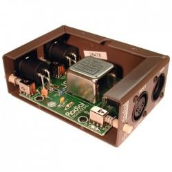JS3 3 Yollu, Transformatörlü Mikrofon Ayırıcısı - Thumbnail