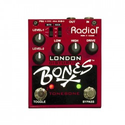 Radial Engineering - London Dual Distorsiyon Pedalı
