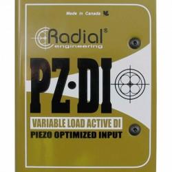 PZ-DI Orksetra Enstrüman Aktif DI Box - Thumbnail