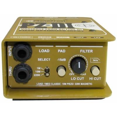 PZ-DI Orksetra Enstrüman Aktif DI Box