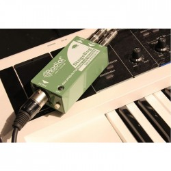 StageBug SB-2 Basgitar, akustik ve klavye için Passive DI Box - Thumbnail