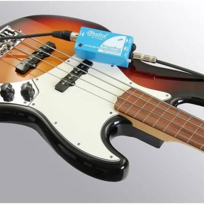 StageBu SB-1 Akustik Gitarlar için Aktif DI Box