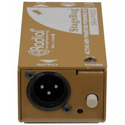 StageBu SB-4 DI Box