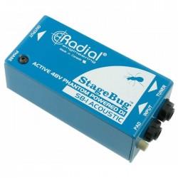 Radial Engineering - StageBu SB-1 Akustik Gitarlar için Aktif DI Box