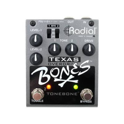 Texas Dual Overdrive Pedal