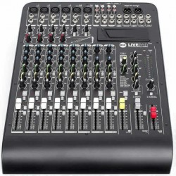 Rcf - LivePad 12CX - 12 Kanal Deck Mikser
