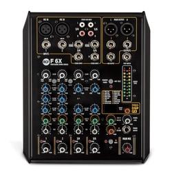 Rcf - Rcf F 6X 6 Kanal Efektli Deck Mikser