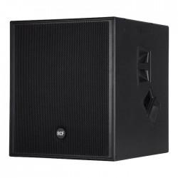Rcf - NX S25-A 2000W Peak 2x15 inç, Aktif Sub Bass Kabin