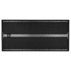 Rcf - Rcf SUB 9007-AS 2x21 inç 3600 Watt RMS Aktif Subbass