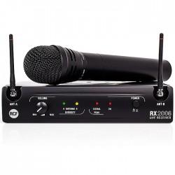 Rcf - TX 2006 UHF Kablosuz Vokal Mikrofon