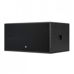 Rcf - S 5020 2000W 2x10 inç, Pasif Sub Bass Kabin