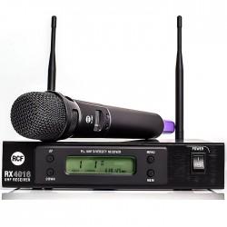 Rcf - TX 4016 UHF Kablosuz Sahne Mikrofonu