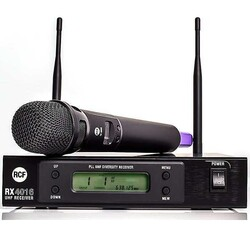Rcf - TX 4016 UHF Kablosuz Vokal