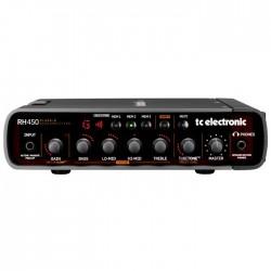 TC Electronic - RH 450 Bass Gitar Processor