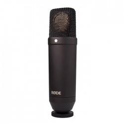Rode - NT1 Mikrofon (Single) Yeni Nesil Kardioit Kondansatör Mikrofon