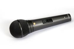 Rode - M1-S Mikrofon Live Performance Açma/Kapamalı Dinamik mikrofon (mount ile birlikte)