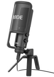 NT-USB Mikrofon Yüksek kaliteli USB Mikrofon - Thumbnail