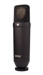 Rode - NT1 Mikrofon (KIT) Yeni nesil Kardioit kondansatör mikrofon (mount ile birlikte)