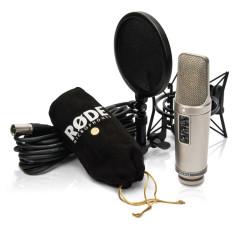 Rode - NT2-A Mikrofon (mount ile birlikte)