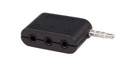 Rode - SC6 2 x TRRS giriş / 1 stereo kulaklık çıkış breakout box
