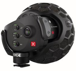 Rode - Stereo VideoMic X Mikrofon Broadcast Kalitesinde Stereo On-Camera Mikrofon
