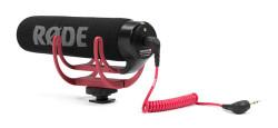 Rode - VideoMic GO Mikrofon Kompakt Kamera Mikrofonu