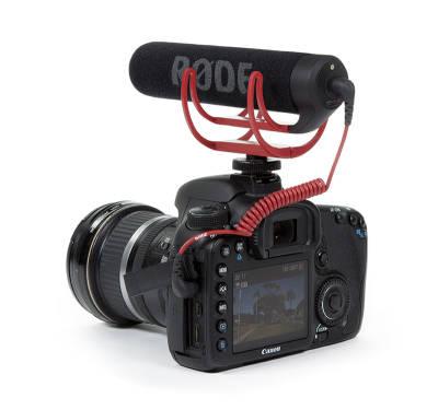 VideoMic GO Mikrofon Kompakt Kamera Mikrofonu