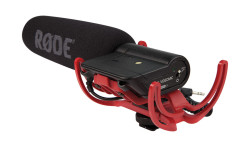 Rode - VideoMic Mikrofon (Rycote) Rycote Shockmountlu Video Shotgun Mikrofon