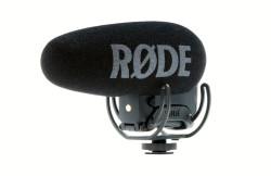 Rode - VideoMic Pro+ Mikrofon Profesyonel Kalitede Gelişmiş Video Shotgun Mikrofon