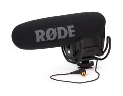 Rode - VideoMic Pro Mikrofon - Rycote Profesyonel Kalitede Video Mikrofon (Yeni)