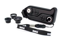 RODE - RODEGRIP+ (4/4s) iPhone 4/4s için mount ve lens çözümü
