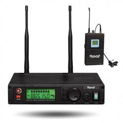 Roof - R-1100 Yaka Telsiz Mikrofon