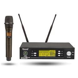 Roof - R-1150S EL Tipi Uhf Telsiz Kablosuz Mikrofon