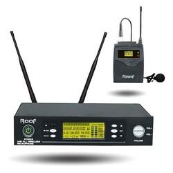 Roof - R-1150S Yaka Tipi Uhf Telsiz Kablosuz Mikrofon
