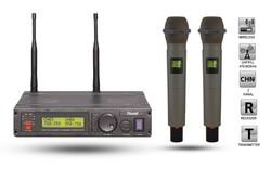 Roof - R 1200 E-E İki Kanal UHF Telsiz Mikrofon