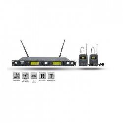 Roof - R-1250S (2 YAKA) Wireless Mikrofon