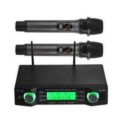 Roof - R-203 E-E İki Kanal UHF Telsiz Mikrofon